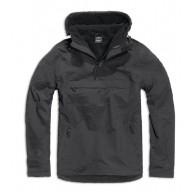 Windbreaker black