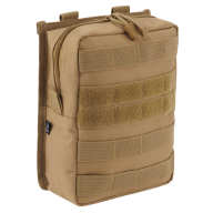 Molle Pouch Cross camel