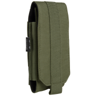 Molle Phone Pouch large oliv