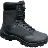 Tactical Boot 9-eye black