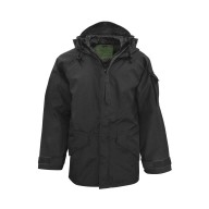 Cold Weather Regen Parka black