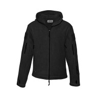 Recon Fleece Jacke black