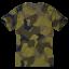 T-Shirt swedisch camo M90