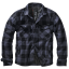 Lumberjacket black-gray